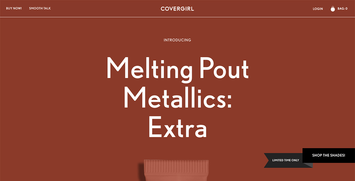 Melting Pout Metallics